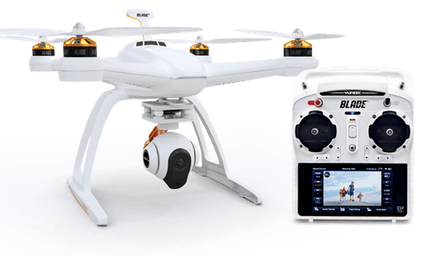 Chroma Camera Drones With Everything At Your Fingertips ST 10 Controller Touch Screen Display